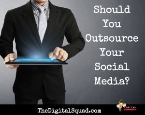 Should Your Business Outsource Social Media?